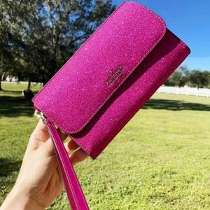 NewInBox-Kate Spade ✨ Glitter Wallet/Wristlet